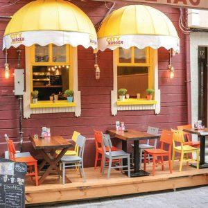 دکورهای جالب کافه ها سراسر دنیا