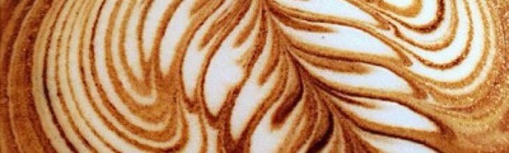 تاریخچه هنر طراحی روی قهوه